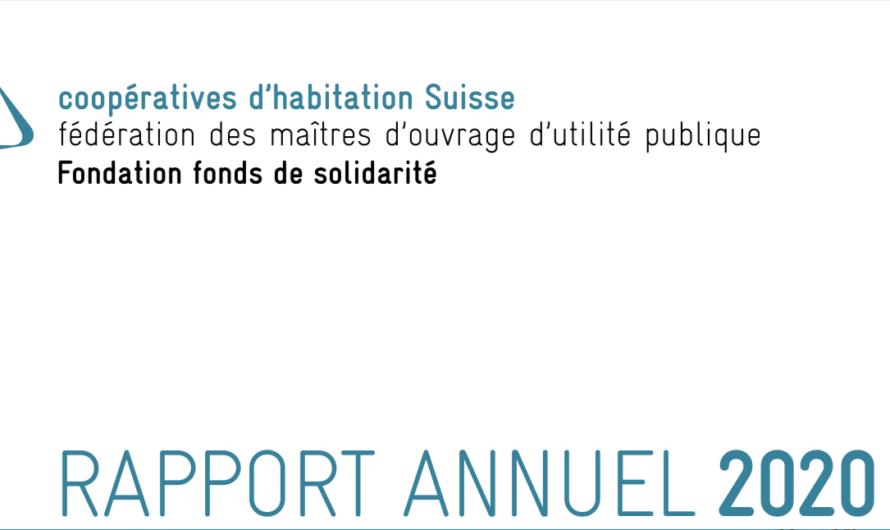 Le rapport annuel 2020 du Fonds de Solidarité est en ligne!